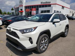 Used 2019 Toyota RAV4 LIMITED  for sale in Etobicoke, ON