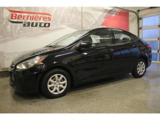 Used 2012 Hyundai Accent - for sale in Lévis, QC
