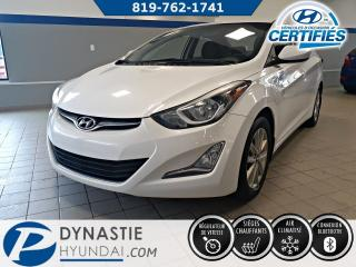 Used 2016 Hyundai Elantra Sport for sale in Rouyn-Noranda, QC