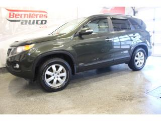 Used 2011 Kia Sorento AWD for sale in Lévis, QC