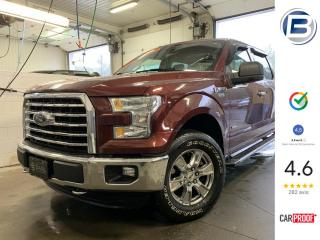 Used 2016 Ford F-150 SuperCrew XLT 6.5-FT   300A for sale in St-Hyacinthe, QC