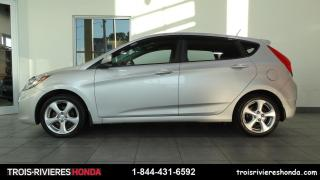 Used 2013 Hyundai Accent GL for sale in Trois-Rivières, QC