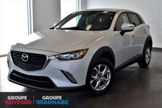 Used 2018 Mazda CX-3 GS AWD || MAGS || CAMERA DE RECUL || SIEGES CHAUFF GS AWD || MAGS || CAMERA DE RECUL || SIEGES CHAUFF for sale in Brossard, QC