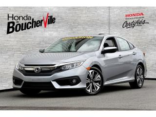 Used 2016 Honda Civic EX-T  Retour de location  W/Honda Sensing for sale in Boucherville, QC