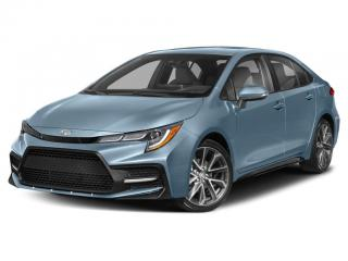 Used 2020 Toyota Corolla XSE for sale in Fredericton, NB