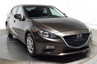 Used 2015 Mazda MAZDA3 EN ATTENTE D'APPROBATION for sale in St-Hubert, QC