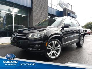 Used 2012 Volkswagen Tiguan 4Motion ** HIGHLINE ** CUIR, TOIT for sale in Victoriaville, QC