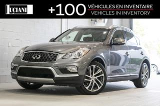 Used 2016 Infiniti QX50 2016 Infiniti QX50 - AWD 4dr for sale in Montréal, QC