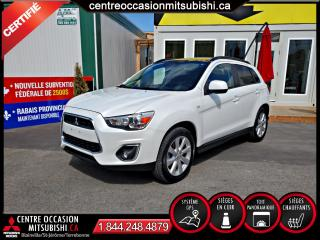Used 2014 Mitsubishi RVR GT PREMIUM NAVIGATION CUIR TOIT-PANO AWD for sale in Blainville, QC
