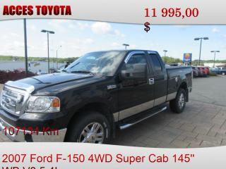 Used 2007 Ford F-150 A VOIR COMME NEUF for sale in Rouyn-Noranda, QC