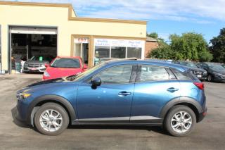 Used 2019 Mazda CX-3 GS AWD Leather Sunroof for sale in Brampton, ON