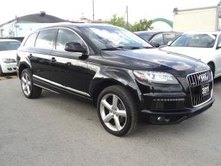 Used 2011 Audi Q7 3.0L TDI Premium,NAVIGATION, CAMERA,PANORAMIC ROOF for sale in Oakville, ON