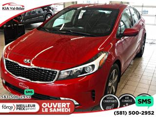 Used 2018 Kia Forte *EX*CAMÉRA*AIR*CRUISE*BLUETOOTH* for sale in Québec, QC