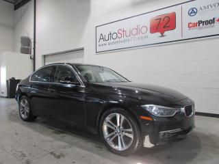 Used 2014 BMW 328i Xdrive 2.0L **AWD**NAVI**TOIT**CUIR**MAG for sale in Mirabel, QC