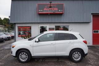 Used 2013 Mitsubishi RVR SE AWD AUTO MAGS CAMERA BLUETOOTH 114 962 KM for sale in Lévis, QC