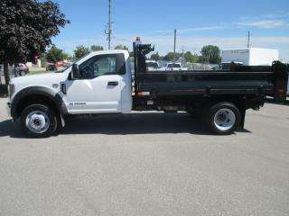 Used 2018 Ford F-550 XL.12 FT.DEL,DUMP BOX. for sale in London, ON