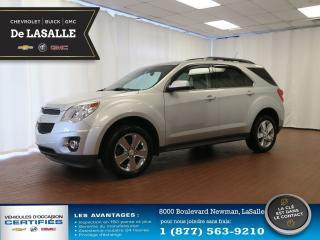 Used 2013 Chevrolet Equinox LT/ AWD for sale in Lasalle, QC