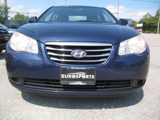 Used 2010 Hyundai Elantra GLS for sale in Newmarket, ON