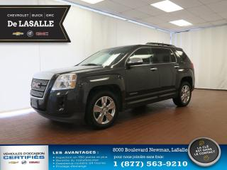 Used 2015 GMC Terrain SLT AWD for sale in Lasalle, QC