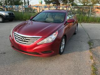 Used 2011 Hyundai Sonata GL,NO ACCIDENT,SAFETY +3 YEARS WARRANTY INCLUDED for sale in Toronto, ON
