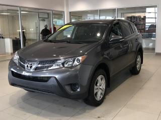 Used 2014 Toyota RAV4 Traction intégrale 4 portes LE for sale in Beauport, QC