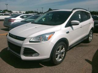 Used 2014 Ford Escape SE-4WD-SUNROOF-BLUETOOTH-TOUCH SCREEN for sale in Tilbury, ON