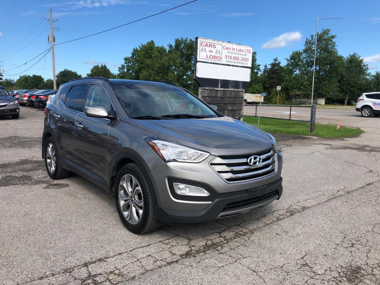 2016 Hyundai Santa Fe Sport Limited Adventure Edition