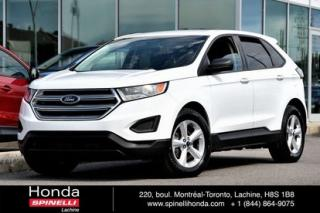 Used 2015 Ford Edge SE FWD MAGS CRUISE BAS KM FWD MAGS CRUISE BLUETOOTH for sale in Lachine, QC