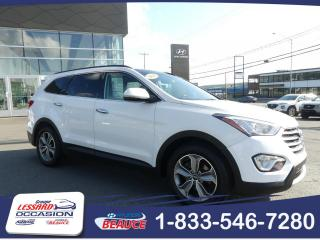 Used 2016 Hyundai Santa Fe XL Luxury 3,3 L  7 PLACES for sale in St-Georges, QC