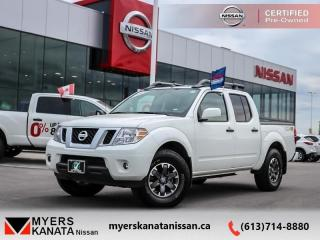 Used 2019 Nissan Frontier Crew Cab PRO-4X Standard Bed 4x4 Auto  - $236 B/W for sale in Kanata, ON