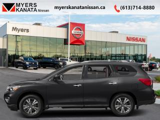 New 2019 Nissan Pathfinder 4x4 SL Premium  - Sunroof - $304 B/W for sale in Ottawa, ON