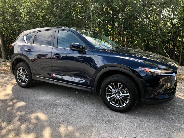 2018 Mazda CX-5 GS AWD With only 12050