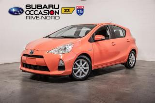 Used 2013 Toyota Prius c MAGS+BLUETOOTH for sale in Boisbriand, QC