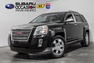 Used 2011 GMC Terrain SLT-2 V6 AWD CUIR+TOIT.OUVRANT for sale in Boisbriand, QC