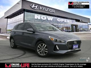Used 2018 Hyundai Elantra GT GL  - Heated Seats - $81.43 /Wk for sale in Nepean, ON
