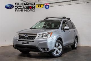 Used 2015 Subaru Forester Touring TOIT.PANO+MAGS+CAM.RECUL for sale in Boisbriand, QC