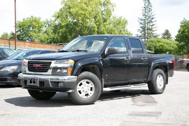 2006 GMC Canyon SLE Z85