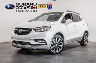 Used 2017 Buick Encore AWD 4dr Preferred II LTD CUIR+TOIT+CAM DE RECUL for sale in Boisbriand, QC
