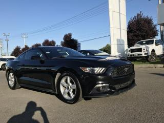 Used 2015 Ford Mustang 2,3L Turbo ecoboost for sale in St-Eustache, QC