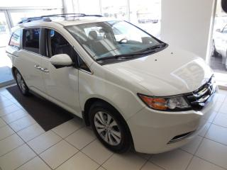 Used 2015 Honda Odyssey EX-L NAV AUTO TRACTION AVANT A/C CUIR TO for sale in Dorval, QC