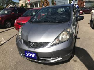 Used 2010 Honda Fit Base for sale in Etobicoke, ON