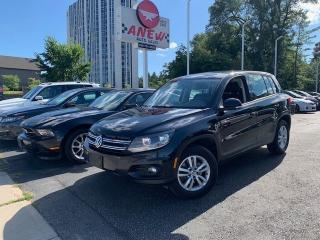 Used 2015 Volkswagen Tiguan COMFORTLINE for sale in Cambridge, ON