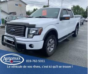 Used 2011 Ford F-150 FX4 for sale in Rouyn-Noranda, QC