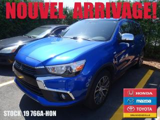 Used 2016 Mitsubishi RVR SE Limited Edition+SIEGCHAUFF+REVIT+MAG++ for sale in Drummondville, QC