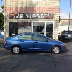 Used 2010 Honda Civic DX-G for sale in Windsor, ON