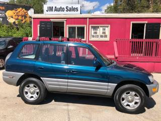 Used 1999 Toyota RAV4 for sale in Toronto, ON