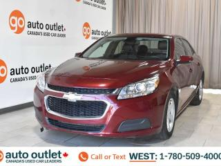 Used 2016 Chevrolet Malibu Limited Lt, 2.5L I4, Fwd, Cloth & Leather seats, Bluetooth for sale in Edmonton, AB