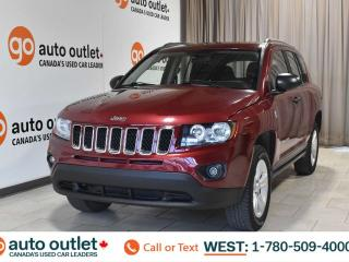 Used 2015 Jeep Compass Sport, 2.4L I4, 4wd, Cloth seats for sale in Edmonton, AB