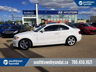 Used 2012 BMW 1 Series 128i/LEATHER/HEATED SEATS/ SUNROOF for sale in Edmonton, AB