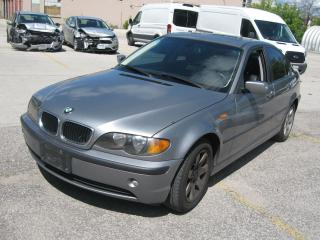 Used 2005 BMW 3 Series 320i for sale in Scarborough, ON